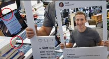 Chúng ta cần bắt chiếc Mark Zuckerberg cách dùng băng dính