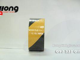Băng dính đóng gói vàng đen