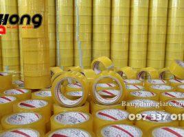 Băng dính xuất khẩu siêu bền