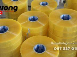 Băng dính đóng thùng cuộn to