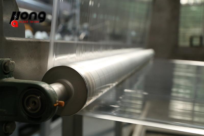máy sản xuất màng pe