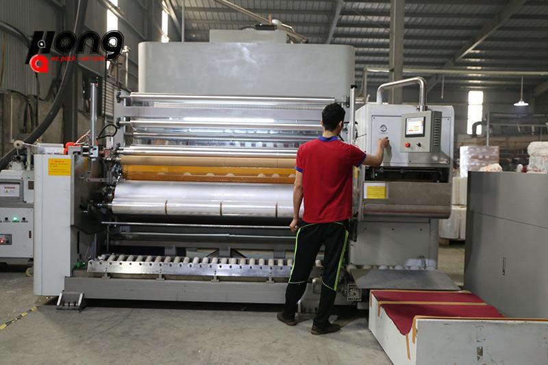 máy sản xuất pe